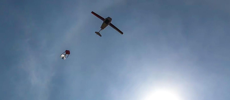 Drohnenlieferung Ruanda