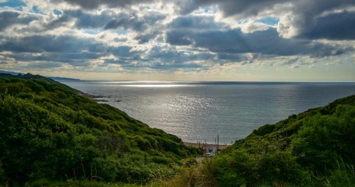 Wildcampen Atlantikküste Frankreich