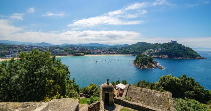 San Sebastián Atlantikküste
