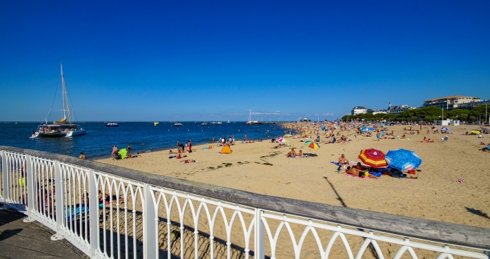 Arcachon Atlantikküste Frankreich