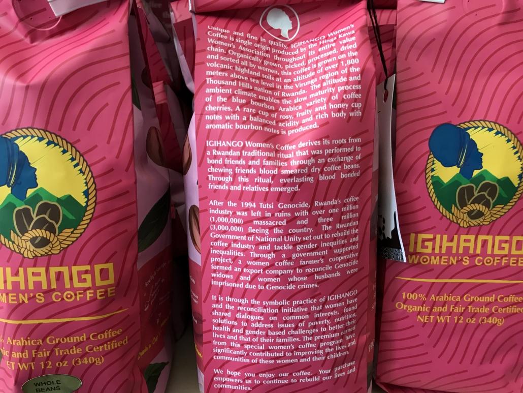 Fair Trade Kaffee aus Ruanda