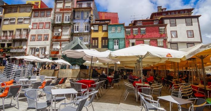 Portugal Rundreise Porto