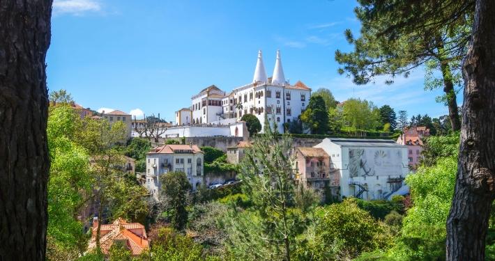Sintra Portugal Rundreise