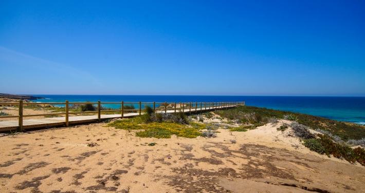 Praia do Malhão Portugal Rundreise