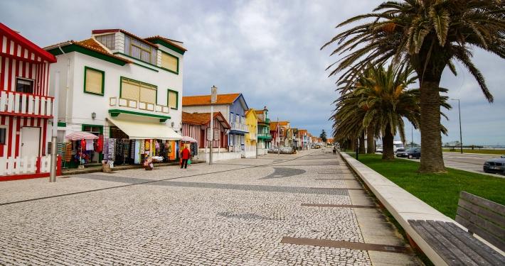 Costa Nova Portugal Rundreise