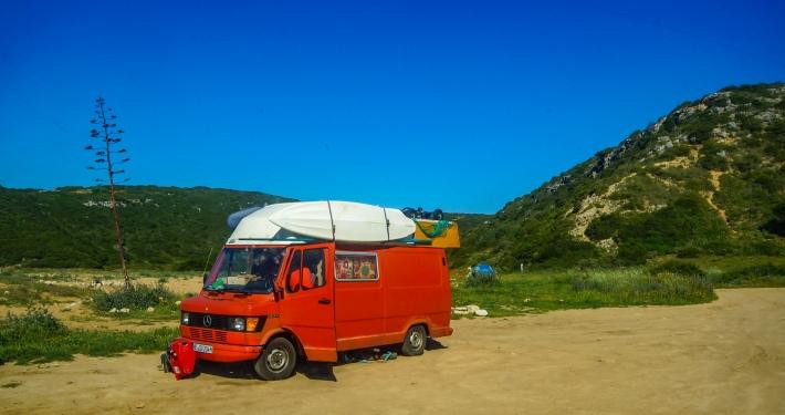 Wild Campen Portugal Rundreise