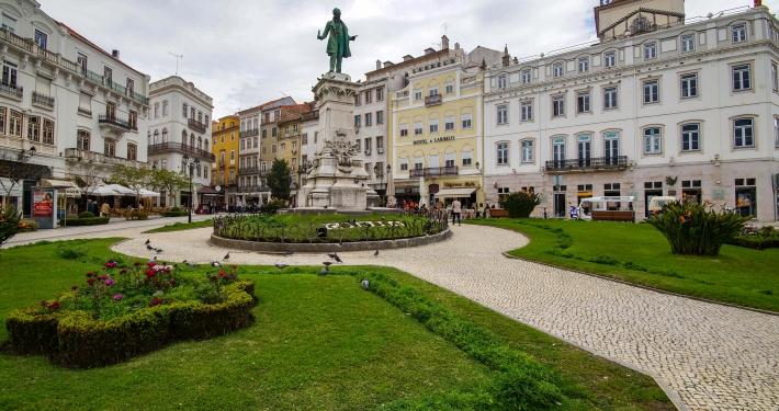 Coimbra Portugal Rundreise