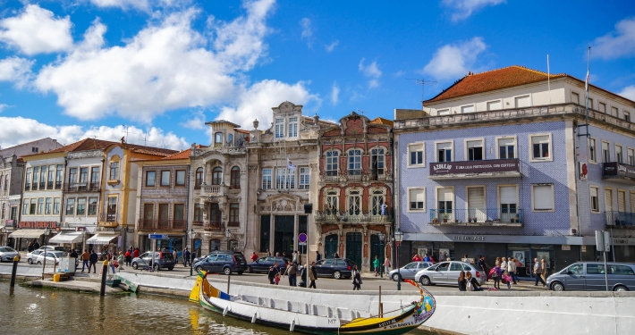 Aveiro Portugal Rundreise