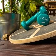 Balance Board und Hanteln kaufen